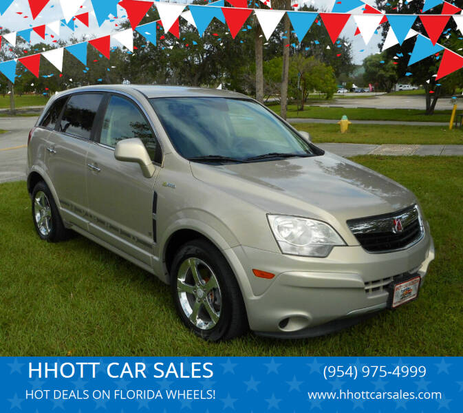 2009 Saturn Vue for sale at HHOTT CAR SALES in Deerfield Beach FL