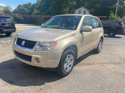 2008 Suzuki Grand Vitara for sale at Rombaugh's Auto Sales in Battle Creek MI