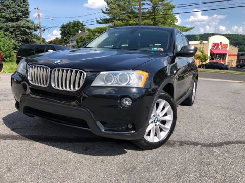 2013 BMW X3 for sale at Keystone Auto Center LLC in Allentown PA