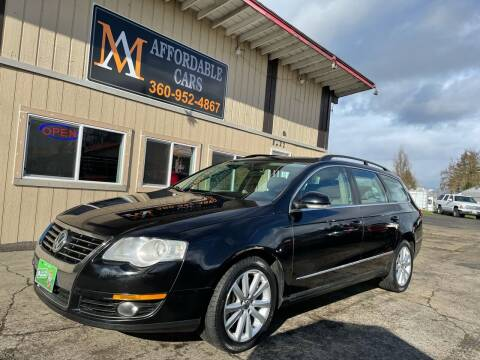 2007 Volkswagen Passat for sale at M & A Affordable Cars in Vancouver WA