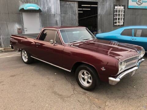 1965 Chevrolet El Camino for sale at Route 40 Classics in Citrus Heights CA