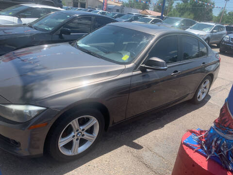 2014 BMW 3 Series for sale at Nations Auto Inc. II in Denver CO