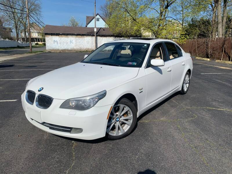 2010 BMW 5 Series for sale at Ace's Auto Sales in Westville NJ