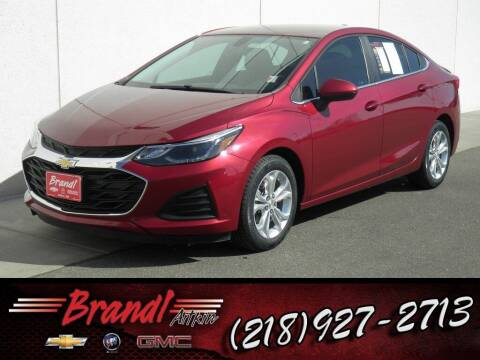 2019 Chevrolet Cruze for sale at Brandl GM in Aitkin MN