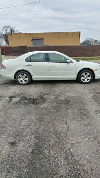 2008 Ford Fusion for sale at Jarvis Motors in Hazel Park MI