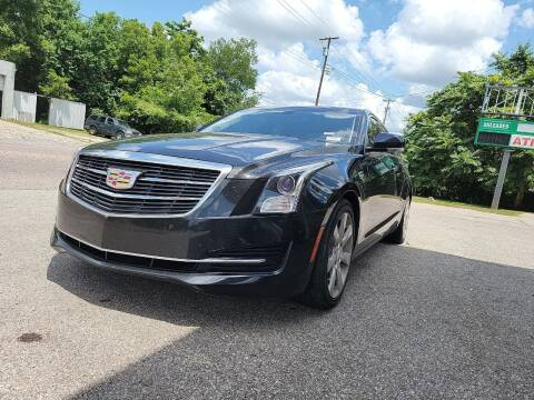 2015 Cadillac ATS for sale at Empire Auto Remarketing in Shawnee OK