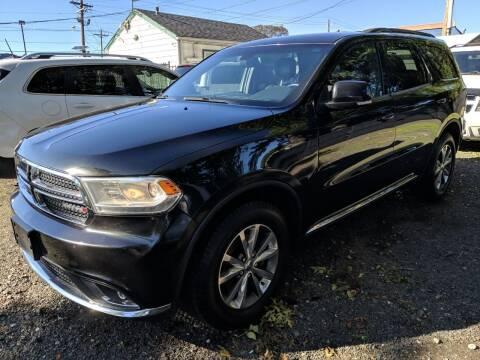 2014 Dodge Durango for sale at SuperBuy Auto Sales Inc in Avenel NJ