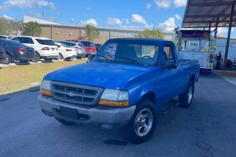 2000 Ford Ranger for sale at Carlando in Lakeland FL