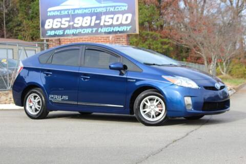 2010 Toyota Prius for sale at Skyline Motors in Louisville TN