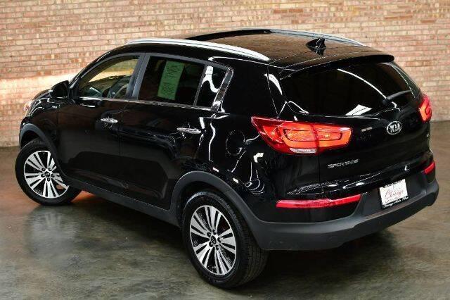 2015 Kia Sportage AWD EX 4dr SUV - Bensenville IL