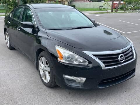 2014 Nissan Altima for sale at Consumer Auto Credit in Tampa FL