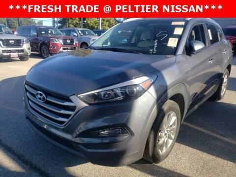 2018 Hyundai Tucson for sale at TEX TYLER Autos Cars Trucks SUV Sales in Tyler TX