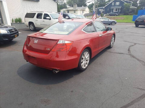 2009 Honda Accord for sale at 599 Drives in Runnemede NJ