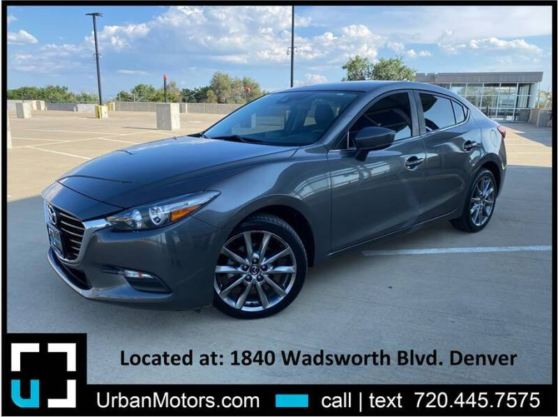 2018 Mazda MAZDA3 for sale in Denver, CO
