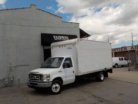 2011 Ford E-Series Chassis for sale at FAIRWAY AUTO SALES, INC. in Melrose Park IL