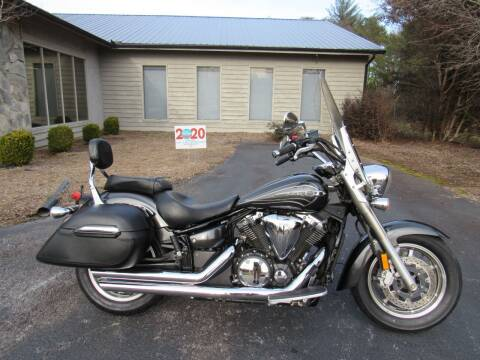 2012 Yamaha V-Star for sale at Blue Ridge Riders in Granite Falls NC