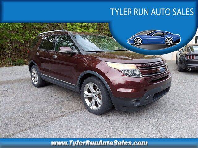 2011 Ford Explorer for sale at Tyler Run Auto Sales in York PA