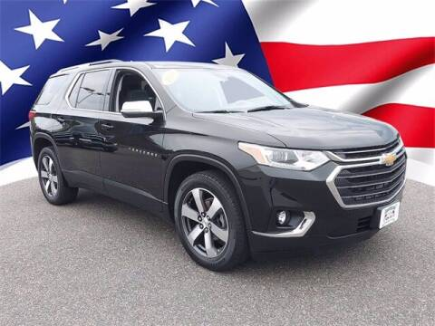 2018 Chevrolet Traverse for sale at Gentilini Motors in Woodbine NJ