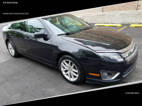 2010 Ford Fusion for sale at U.S. Auto Group in Chicago IL