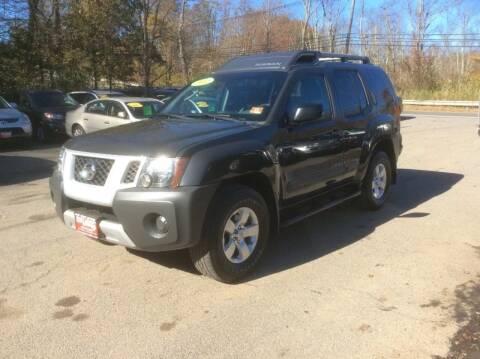 2011 Nissan Xterra for sale at East Coast Motors in Lake Hopatcong NJ