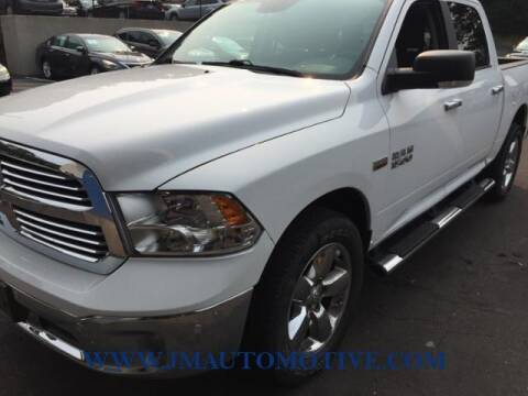 2018 RAM Ram Pickup 1500 for sale at J & M Automotive in Naugatuck CT
