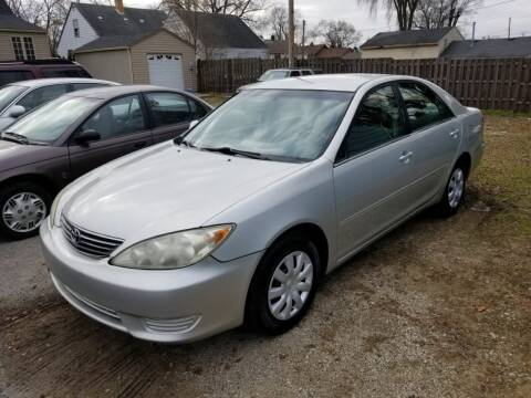 2006 Toyota Camry for sale at Straight Line Motors LLC in Fort Wayne IN