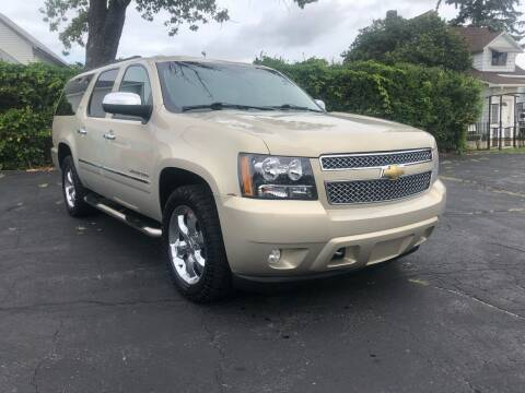 2011 Chevrolet Suburban for sale at MARK CRIST MOTORSPORTS in Angola IN