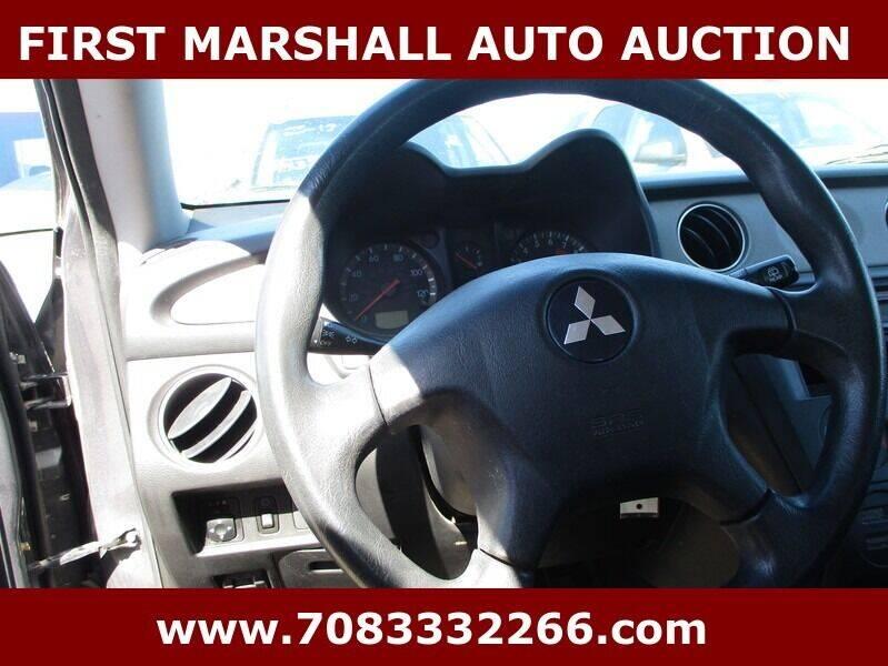 2006 Mitsubishi Outlander AWD LS 4dr SUV w/Automatic - Harvey IL