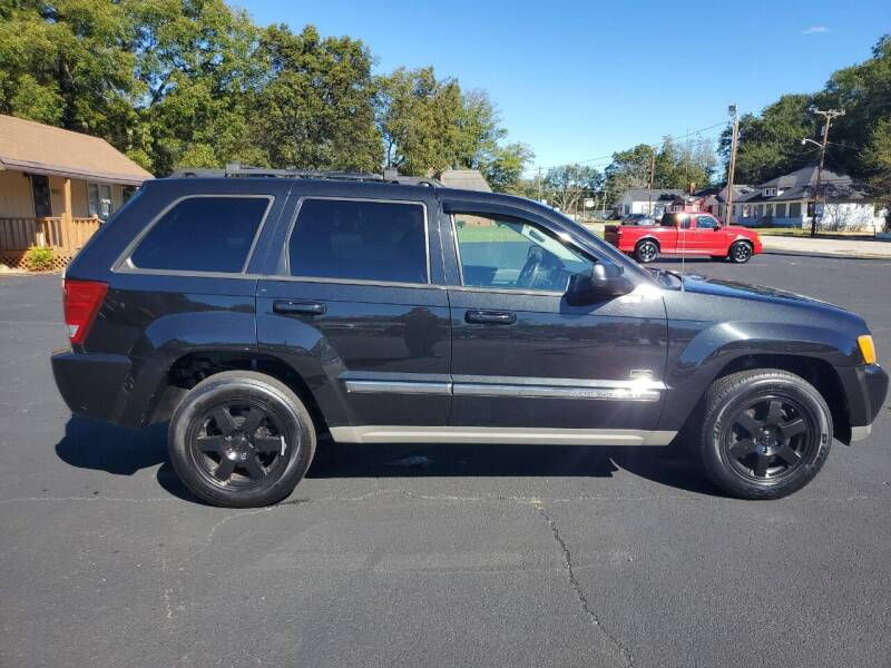 2009 Jeep Grand Cherokee for sale at A-1 Auto Sales in Anderson SC