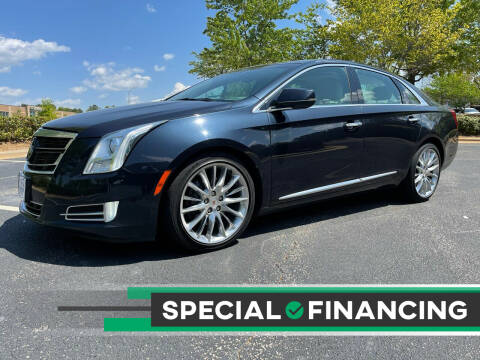 2014 Cadillac XTS for sale at Weaver Motorsports Inc in Cary NC