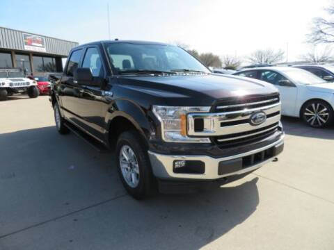 2018 Ford F-150 for sale at KIAN MOTORS INC in Plano TX