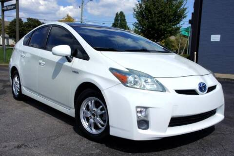 2010 Toyota Prius for sale at CU Carfinders in Norcross GA