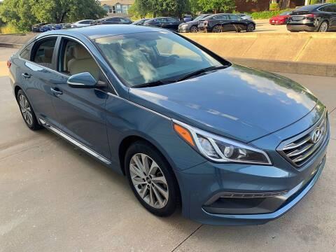 2017 Hyundai Sonata for sale at Austin Direct Auto Sales in Austin TX