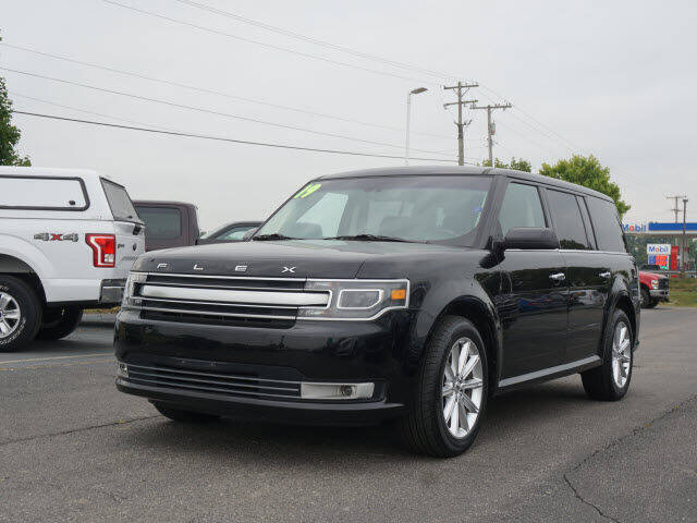 2019 Ford Flex for sale at FOWLERVILLE FORD in Fowlerville MI