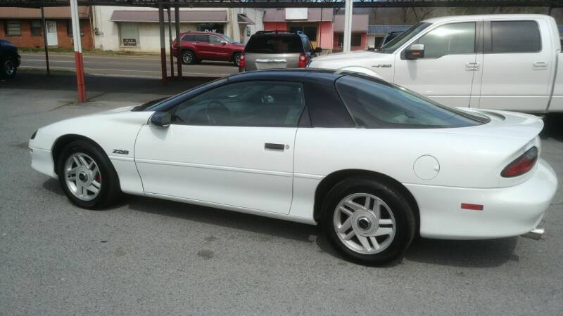 1995 Chevrolet Camaro for sale at Lewis Used Cars in Elizabethton TN