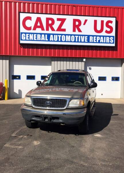 2000 Ford Expedition for sale at Carz R Us in Machesney Park IL
