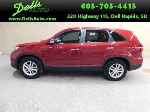 2015 Kia Sorento for sale at Dells Auto in Dell Rapids SD