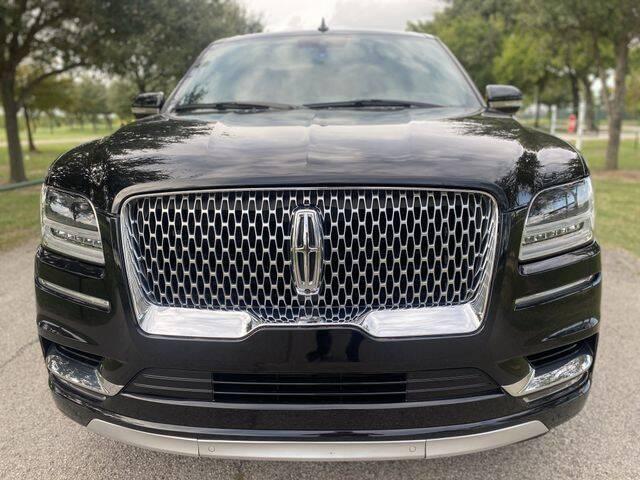 2020 Lincoln Navigator L for sale at Prestige Motor Cars in Houston TX