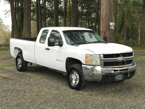 2007 Chevrolet Silverado 2500HD for sale at Apex Motors Parkland in Tacoma WA