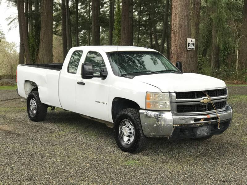 2007 Chevrolet Silverado 2500HD for sale at Apex Motors Parkland in Tacoma WA