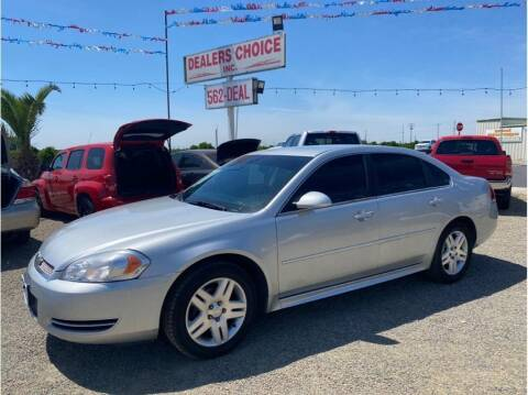 2013 Chevrolet Impala for sale at Dealers Choice Inc in Farmersville CA