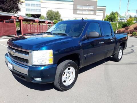 2007 Chevrolet Silverado 1500 for sale at South Tacoma Motors Inc in Tacoma WA