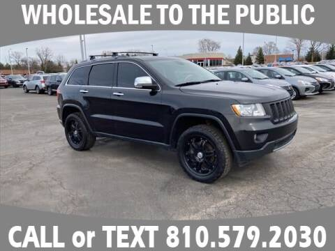 2012 Jeep Grand Cherokee for sale at Lasco of Grand Blanc in Grand Blanc MI