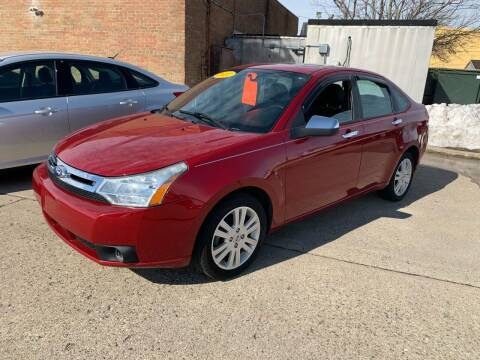 2011 Ford Focus for sale at Cars To Go in Lafayette IN