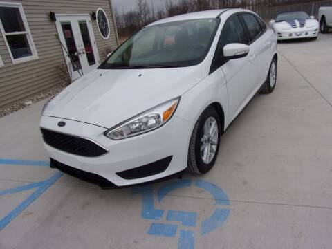 2015 Ford Focus for sale at The Auto Depot in Mount Morris MI
