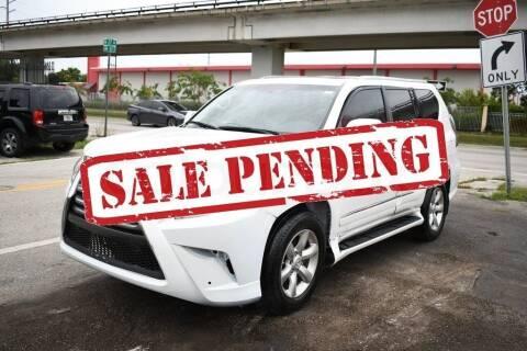 2018 Lexus GX 460 for sale at STS Automotive - Miami, FL in Miami FL