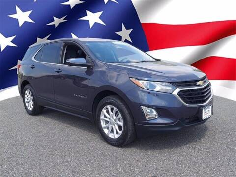 2018 Chevrolet Equinox for sale at Gentilini Motors in Woodbine NJ