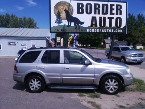 2004 Buick Rainier for sale at Border Auto of Princeton in Princeton MN