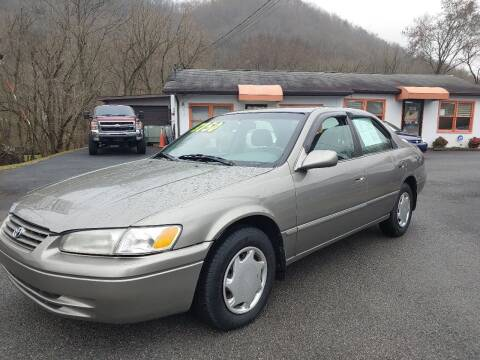 1999 Toyota Camry for sale at Kerwin's Volunteer Motors in Bristol TN