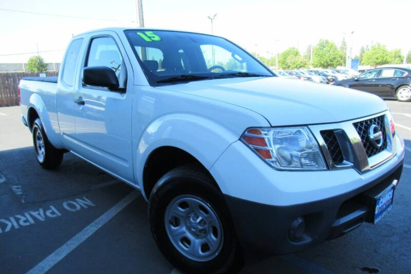 2015 Nissan Frontier for sale at Choice Auto & Truck in Sacramento CA